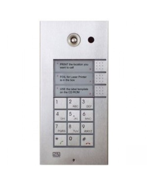 2N Helios 3 Direct Call IP Door Phone with Keypad