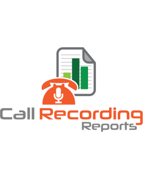 Call Recording Reports