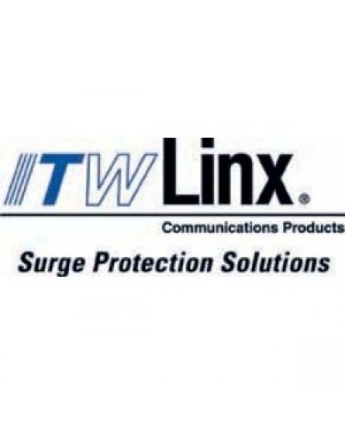 ITW Linx SurgeGate CO/4X4 Analog Station Set And Central Office Line Protector