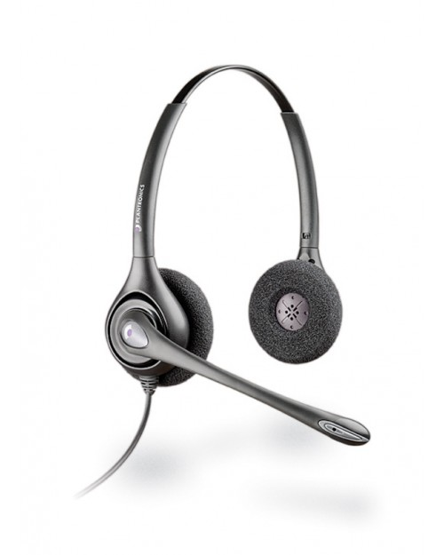 Plantronics SupraPlus H261 Binaural Voice Tube headset