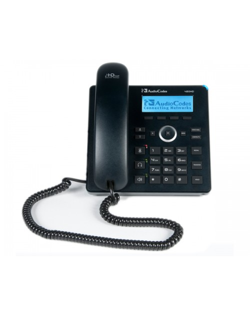 Audiocodes 420HD SIP IP Phone