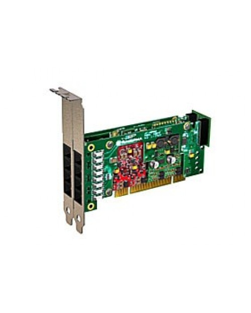 Sangoma A20004DE 8 FXO PCI Express Card with Echo Cancellation