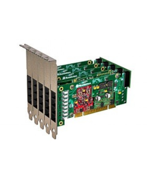Sangoma A20009DE 18 FXO PCI Express Card with Echo Cancellation