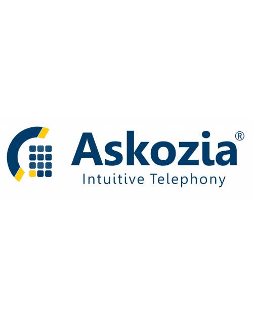 Askozia's CTI Single User License comes with a single user license for Askozia's CTI.