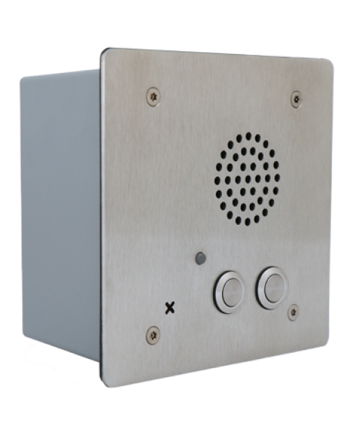 Wahsega Dual Button Outdoor Intercom