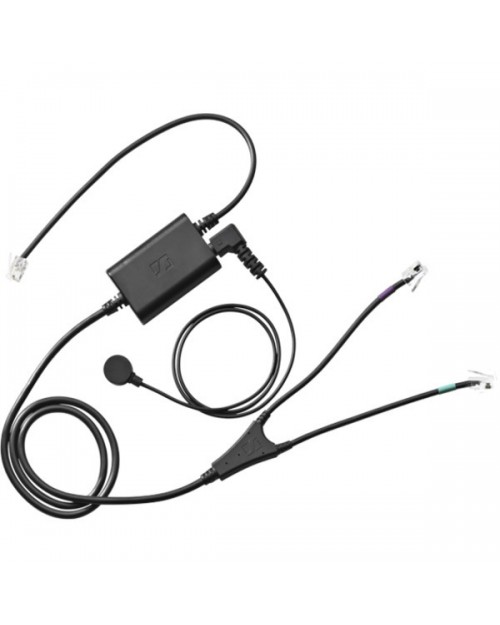 EHS Y Cable for Sennheiser Headsets
