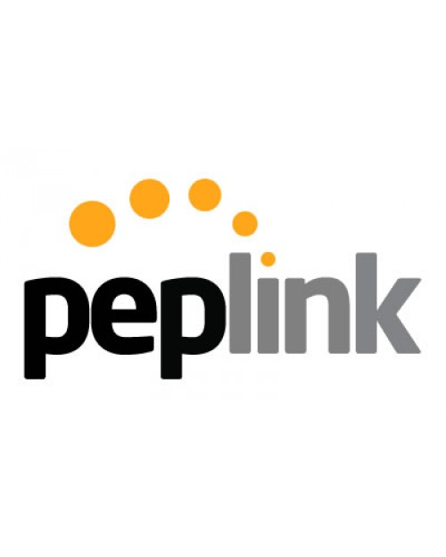 Peplink 1 Year Extended Warranty for MAX HD4 LTE with MediaFast