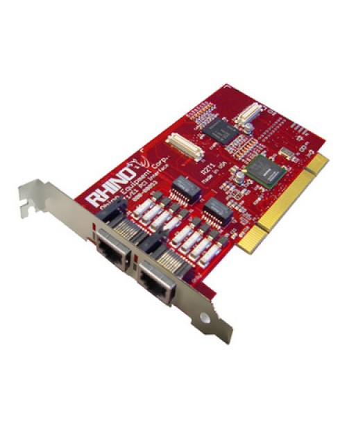 Rhino R2T1-E PCI Card