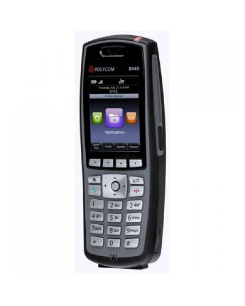 Spectralink 8440 Black WiFi Phone