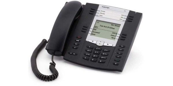 Check out Aastra's new 6755i phone