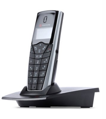 This is a Polycom Kirk 2010 SIP DECT Handset