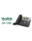 Yealink Gigabit voip phones with color screen