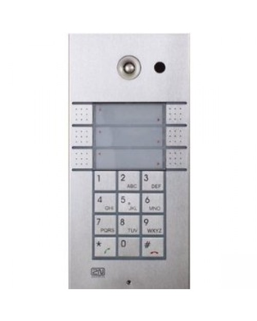 2N Helios 6 Direct Call IP Door Phone with Keypad