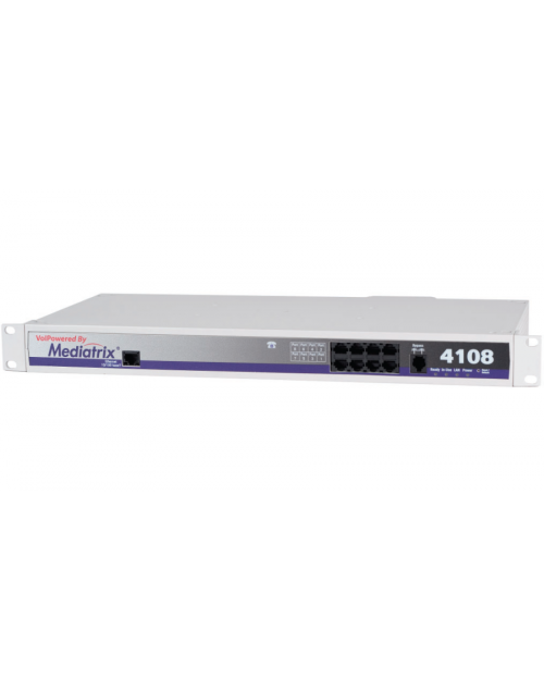 Mediatrix 4108 8 Port FXS Gateway
