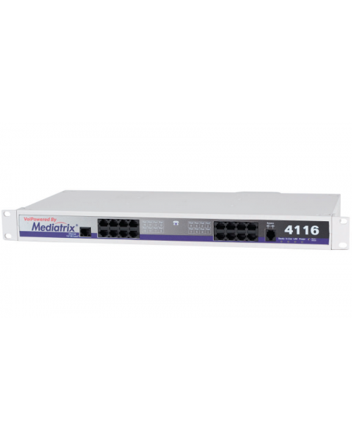 Mediatrix 4116 16 Port FXS Gateway