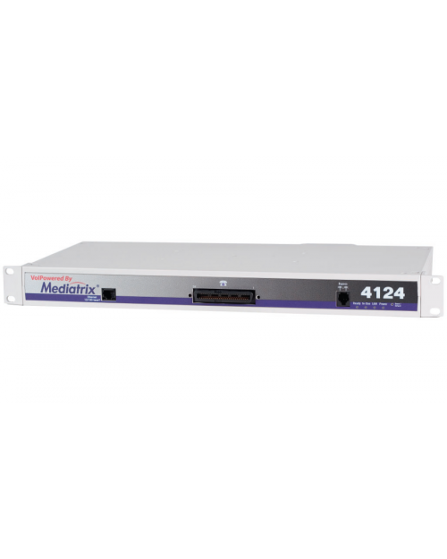 Mediatrix 4124 - 24 Port MGCP Gateway