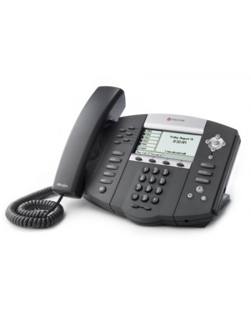 .e4 Refurbished Polycom Soundpoint IP 650 PoE
