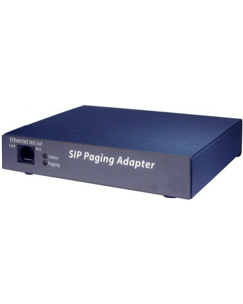 Cyberdata SIP Paging Adapter