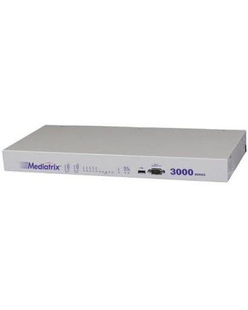 Mediatrix 3208 Secure Analog Gateway