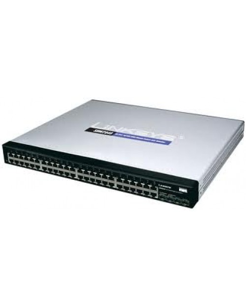 Linksys SRW2048 48 Port Switch