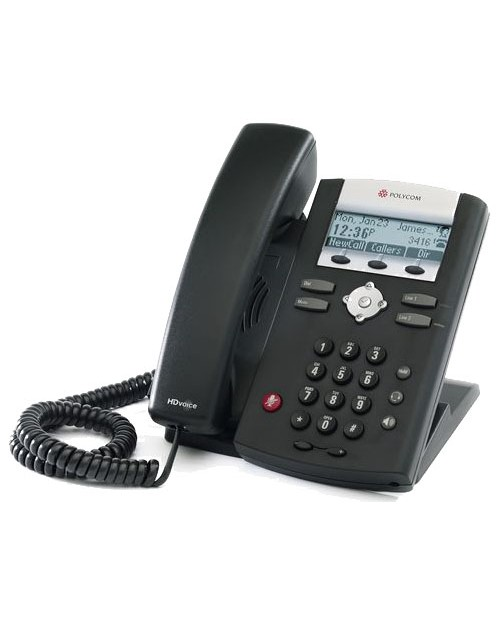 .e4 Refurbished Polycom SoundPoint IP335 PoE