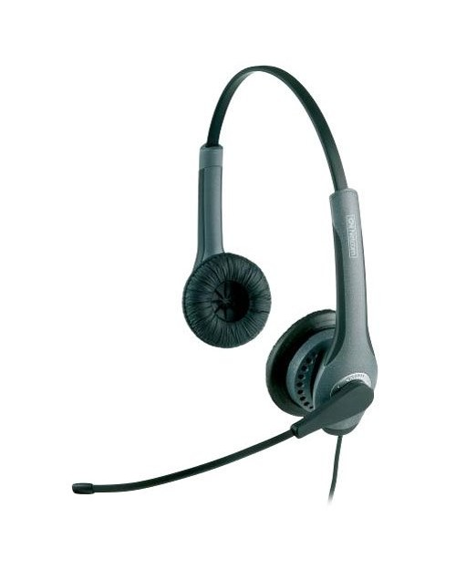 Jabra BIZ 2475 UNC Duo Ultra Noise Canceling Headset