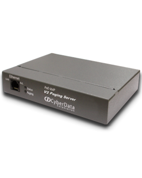 Cyberdata VoIP Paging Server