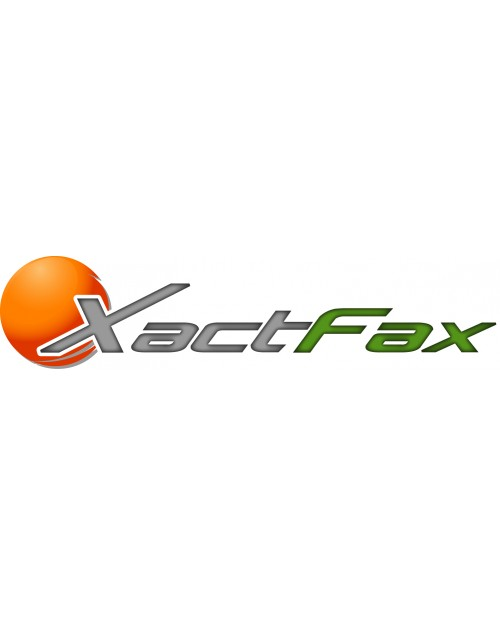PBXact XactFax Server with 1 Concurrent Fax License