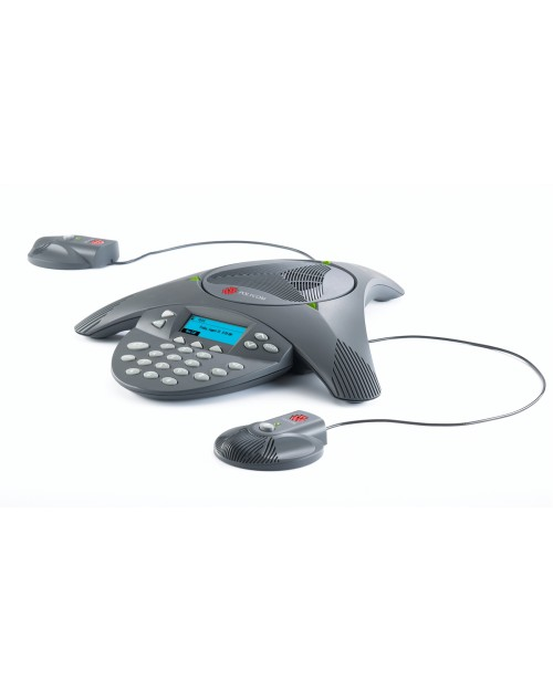 Polycom SoundStation IP 4000 Microphones