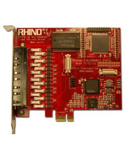 Rhino R4T1-E PCI Card