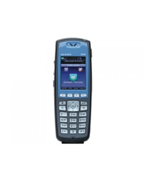 Spectralink 8440 Blue WiFi Phone with MS Lync