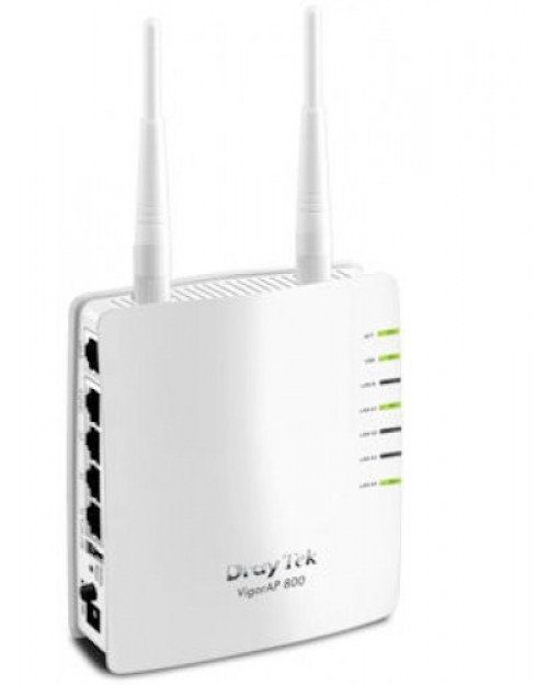DrayTek VigorAP 800 WiFi AP/Repeater