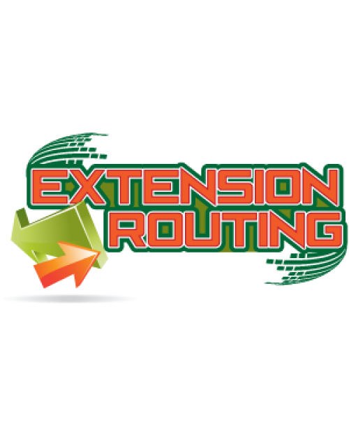 FreePBX Extension Routing