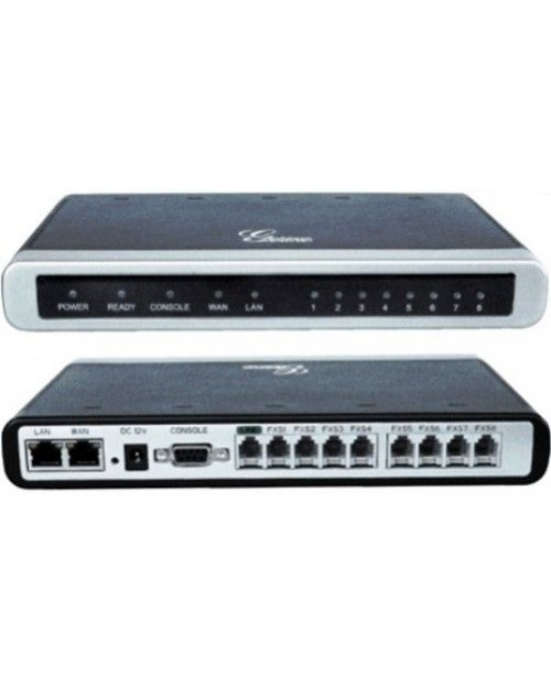 Grandstream GXW4008 IP Analog Gateway
