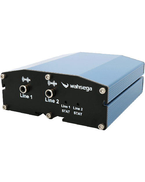 Wahsega VoIP Paging Zone Controller